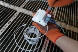 электрические теплые полы под ламинат отзывы