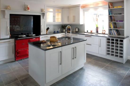 половая плитка для кухни