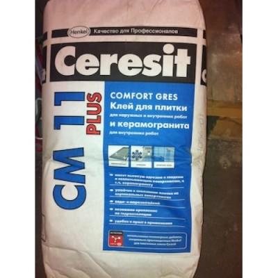 клей плиточный ceresit cm12 для керамогранита