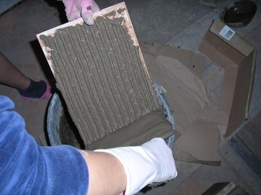 клей для плитки керамогранит